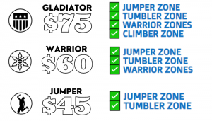 Awesome August specials!