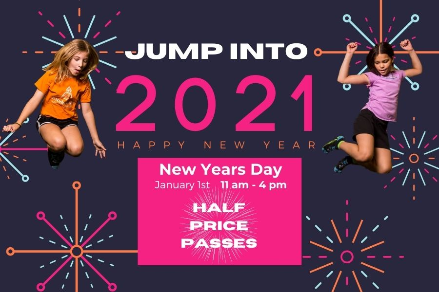 Jump Into 2021!
