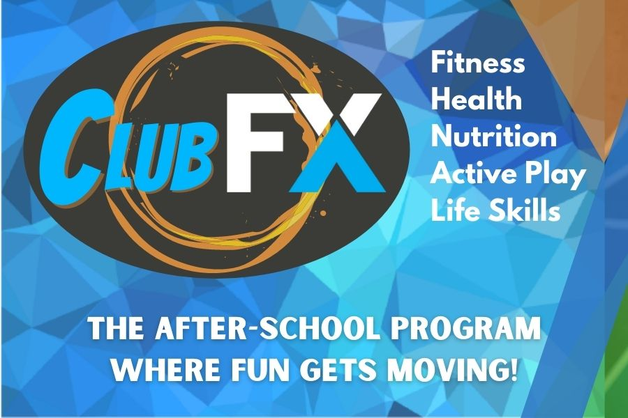New for this school year – ClubFX!