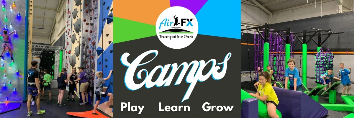 Camps - Play - Learn - Grow