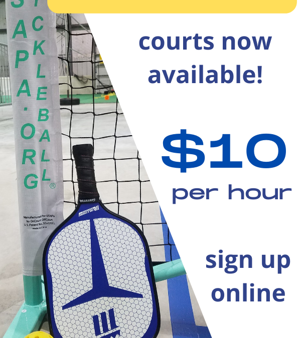 Let's Play Pickleball!